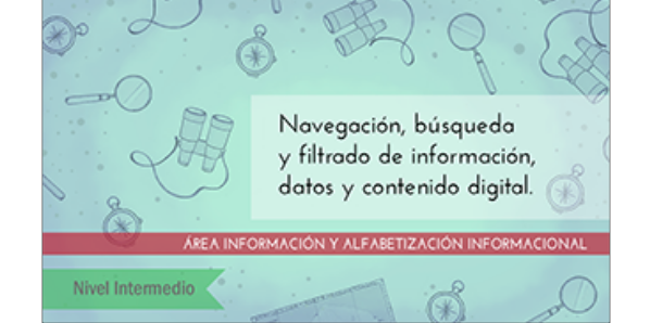 FDCD. Información y Alfabetización informacional. Navegación, búsqueda y filtrado de información, datos y contenido digital (Nivel INTERMEDIO ) (4ª edición)