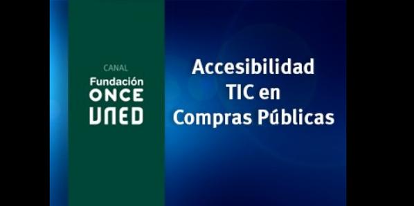 Accesibilidad TIC en compras públicas (4ª ed.)